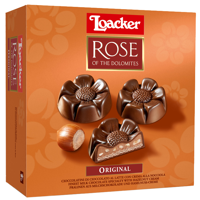 Loacker Rose of the Dolomites Original