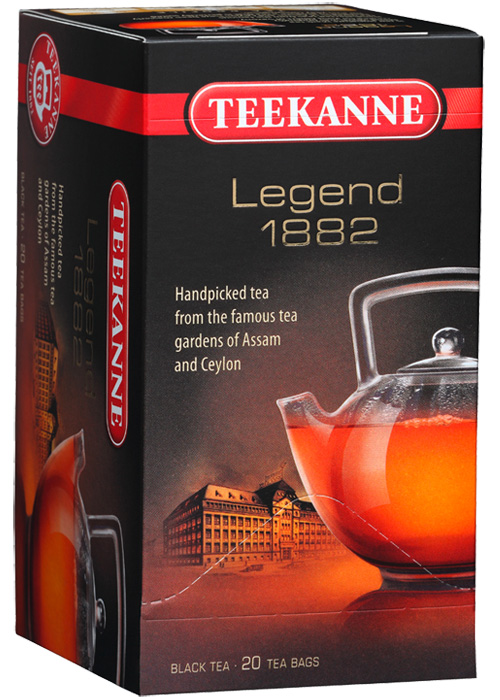 Tea «Legend 1882»