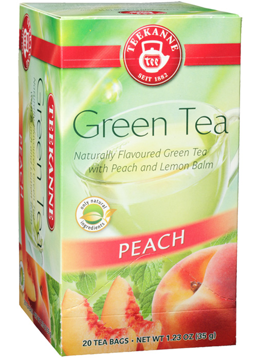 Green Tea with Peach