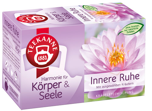 Herbal mix Innere Ruhe – My time